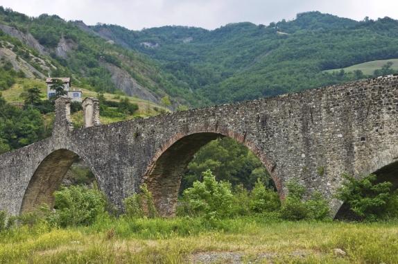 Bobbio-   Il Ponte Gobbo